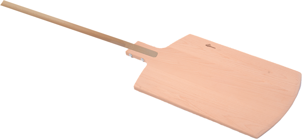 Pala a Cavicchi per Pane e Pizza - Serie da 50 cm CON MANICO DA 200 cm