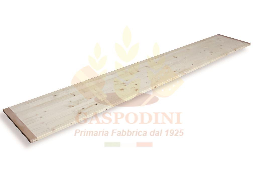 Tavola in legno massello con testata di faggio per lievitazione pane in vendita gaspodini - Tavola legno lamellare faggio ...