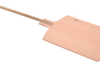 Pala a Cavicchi per Pane e Pizza - Serie da 60 cm CON MANICO DA 200 cm